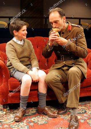 Editorial picture of 'The Years Between' play, by Daphne Du Maurier, at The Orange Tree Theatre, Richmond, Surrey, Britain - 04 Sep 2007