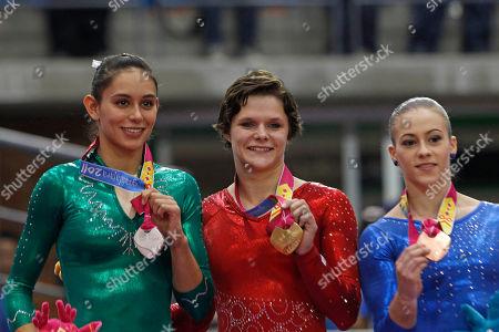 Editorial picture of Pan American Games Gymnastics, Guadalajara, Mexico