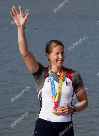 Editorial image of Pan American Games Rowing, Ciudad Guzman, Mexico