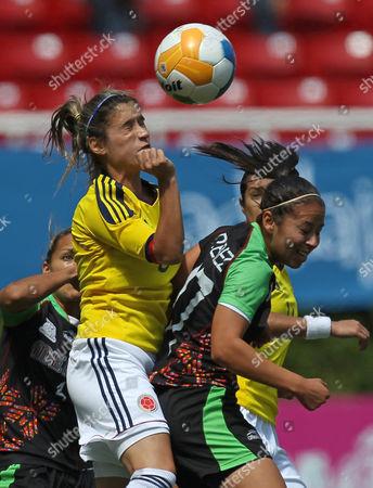 Editorial image of Pan American Games Soccer, Guadalajara, Mexico