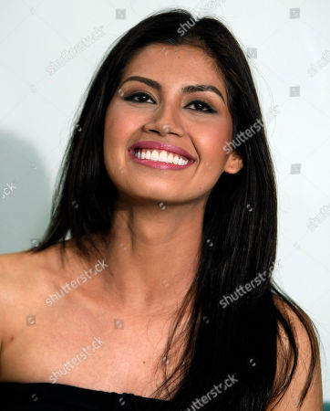 Shamcey Supsup Filipino beauty Shamcey Supsup, who placed 3rd runner-up in the 2011 Miss Universe beauty pageant held in Sao Paulo, Brazil last week, smiles upon arrival early Sunday Sept.18, 2011 at the Ninoy Aquino International Airport in Manila, Philippines. Miss Angola, Leila Lopes, was crowned the 2011 Miss Universe