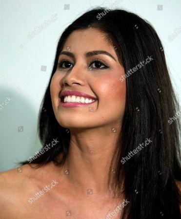 Editorial picture of Philippines Miss Universe, MANILA, Philippines