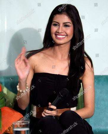 Editorial image of Philippines Miss Universe, MANILA, Philippines