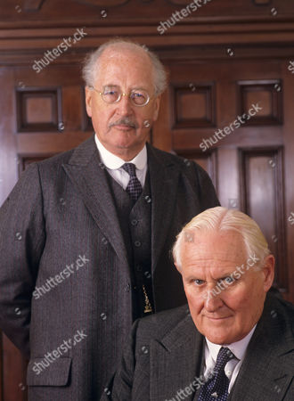 'Dandelion Dead' - 1994 Bernard Hepton and Peter Vaughan