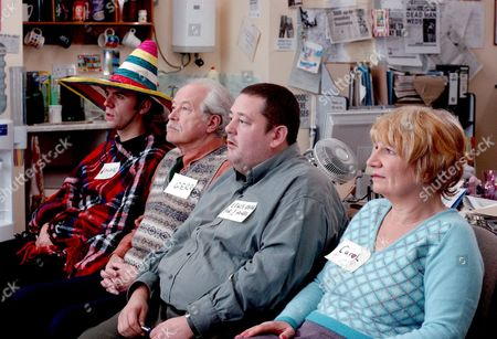 'Dead Man Weds' - 2005 Alan Rothwell, Johnny Vegas and Janice Connolly