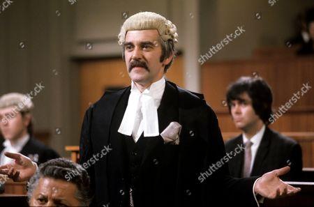 'Crown Court' - 1970'S Bernard Gallagher as Jonathon Fry Qc