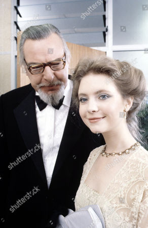 Judi Bowker and Brewster Mason in 'Tales Of The Unexpected' - 1981  Episode: 'The Best Of Everything'