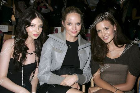 Michelle Trachtenberg, Marley Shelton and Maggie Grace
