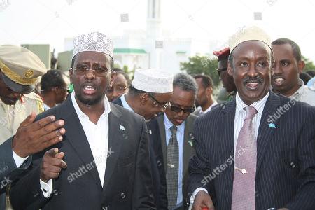 Editorial photo of Somalia Consultative Meeting, Mogadishu, Somalia