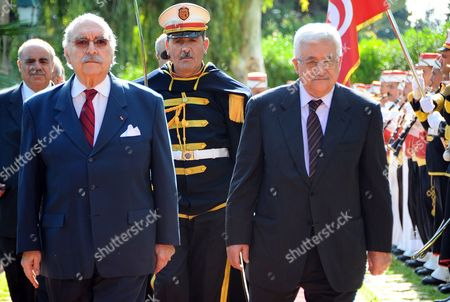 Editorial picture of Tunsia Mideast Palestinians, Tunis, Tunisia