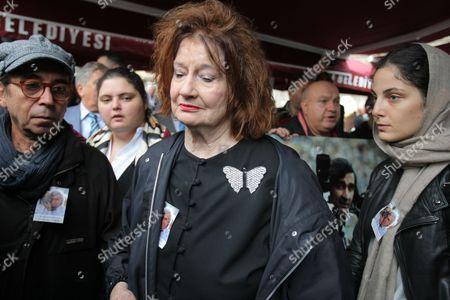 Editorial photo of Turkey Goksin Sipahioglu, Istanbul, Turkey
