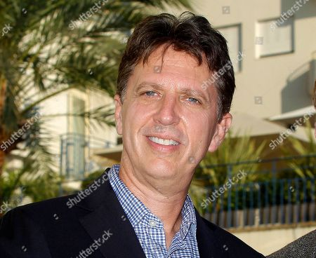 """Tim Kring Executive producer Tim Kring during the 27th MIPCOM (International Film and Programme Market for Tv, Video,Cable and Satellite) in Cannes, southeastern France. Kring is the producer of the new series """"Dig,"""" a six-episode thriller set in Jerusalem and airing on USA network this fall"""