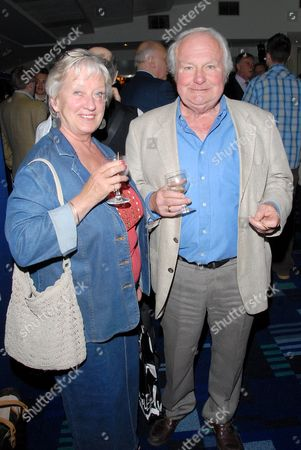 Sheila and Shane Rimmer