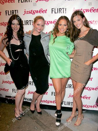 Michelle Trachtenberg, Marley Shelton, Jennifer Lopez and Maggie Grace