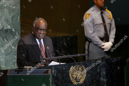 Hifikepunye Pohamba Namibia President Hifikepunye Pohamba speaks during the 66th session of the General Assembly at United Nations headquarters