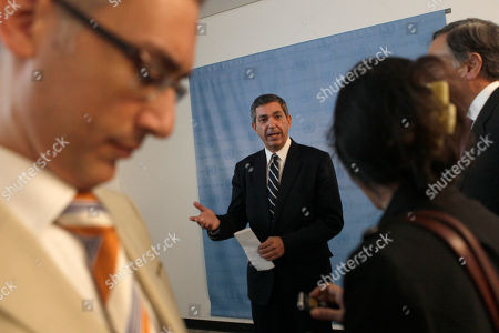 Stavros Lambrinidis Stavros Lambrinidis, Minister for Foreign Affairs of Greece, speaks to reporters after a meeting with United Nations Secretary-General Ban Ki-moon, at United Nations headquarters