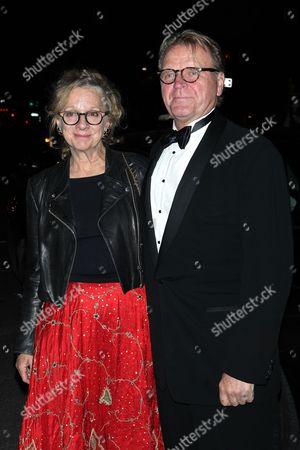 Heather Lupton and David Rasche