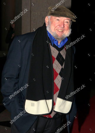 """Author Thomas Keneally arrives for the premiere of """"Eye of the Storm"""" in Sydney"""