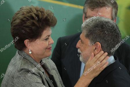 Editorial photo of Brazil New Minister, Brasilia, Brazil