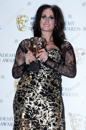 Lauren Socha British actress Lauren Socha won the award for best supporting actress at The British Academy Television Awards at The Grosvenor House Hotel, London