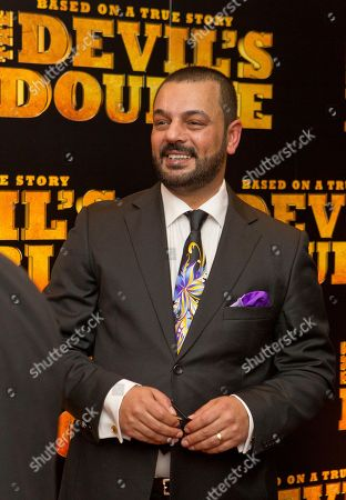 Latif Yahia Latif Yahia arrives at a central London cinema, for the UK Premiere of the Devil's Double, a film based on his story as he was forced to become the double of Saddam Hussein's son