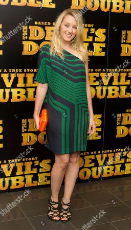 Ludivine Sagnier French actress Ludivine Sagnier arrives at a central London cinema, for the UK Premiere of the Devil's Double, a film based on the story of Latif Yahia, the man who was forced to become the double of Saddam Hussein's son