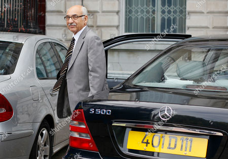 Mahmoud Nacua The new Libyan Charge d'Affairs to the United Kingdom Mahmud Nacua outside the Embassy in London, . Nacua called for the end of NATO military action against Libya as the NTC begins to take charge, and he believes that Col. Gadaffi is still at large in Libya