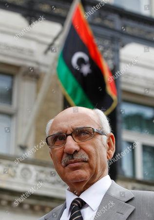 Editorial photo of Britain Libya