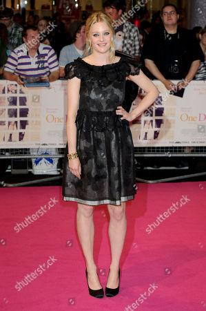 Ramola Garai British actress Ramola Garai arrives for the European premiere of One Day at a central London venue