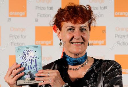 Editorial picture of Britain Orange Prize