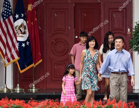 Editorial picture of China US Ambassador, Beijing, China