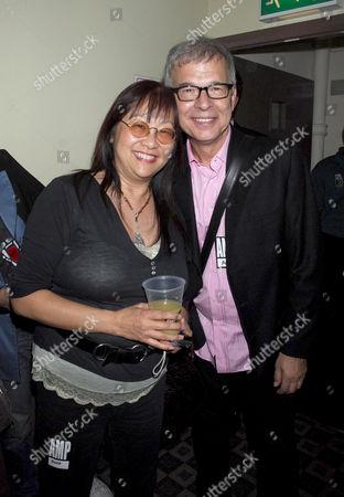 May Pang and Tony Visconti