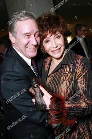 David Niven Jr. and Lynda Resnick
