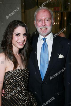 Amanda Goldberg and Leonard Goldberg
