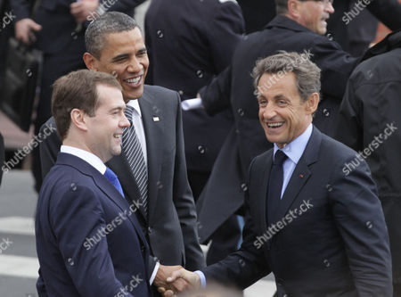 Editorial photo of France G8 Summit, Deauville, France