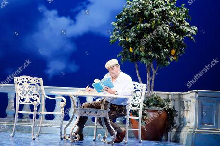 Editorial photo of France Il Postino Opera, Paris, France
