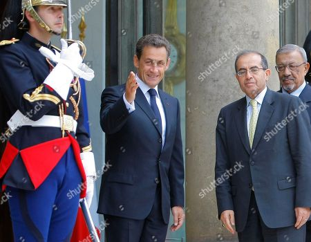 Editorial picture of France Libya, PARIS, France