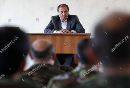 Editorial picture of Georgia Abkhazia Presidential Elections, Sukhumi, Georgia