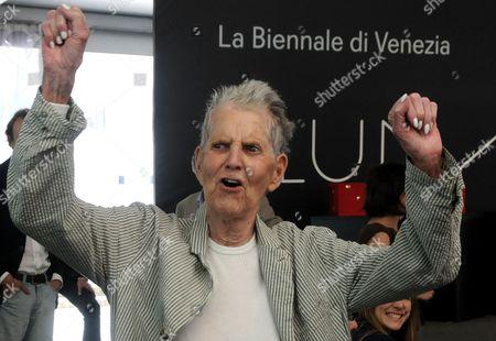 Editorial photo of Italy Art Venice Biennale, Venice, Italy