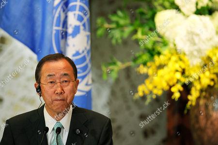 Editorial image of Japan Earthquake UN, Tokyo, Japan