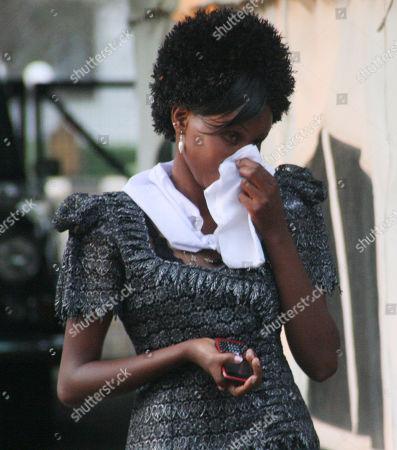 Editorial photo of Kenya Wanjiru Death, Nairobi, Kenya