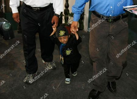Jhala Nath Khanal Nepal's shortest man Khagendra Thapa Magar, who formerly held the Guinness World Record for being the world's shortest man, arrives to meet Nepal Prime Minister Jhala Nath Khanal, in Katmandu, Nepal, . Philippines Junrey Balawing who stands 23.5 inches (60 centimeters) Sunday took over the title of world's shortest man from Magar, who is 26.4 inches (67 centimeters
