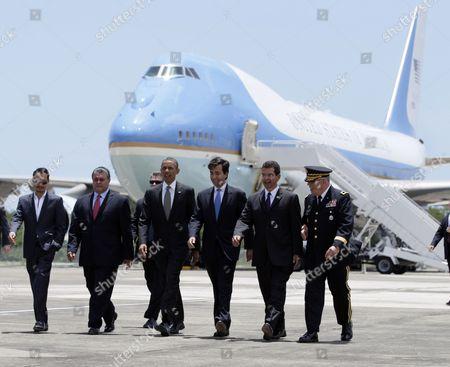 Editorial image of Obama, San Juan, Puerto Rico