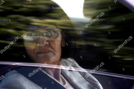 Bosiljka Mladic Bosiljka Mladic, Ratko Mladic's wife, peers through the window of a car as she leaves the Special Court building where Mladic is being held in Belgrade, Serbia, . The lawyer for war crimes suspect Ratko Mladic says he has formally filed an appeal against the former general's detention, a move that will likely delay his extradition for at least a day