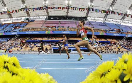 Editorial photo of South Korea Athletics Worlds, Daegu, South Korea