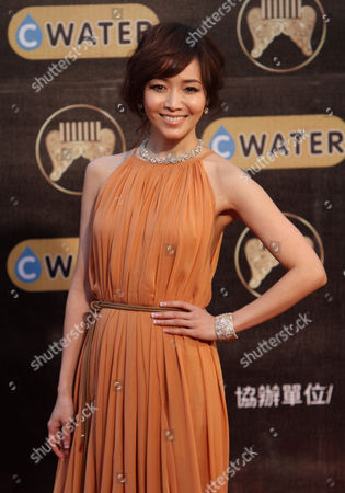 Patty Hou Taiwanese host Patty Hou arrives for the 22nd Golden Melody Awards in Taipei, Taiwan