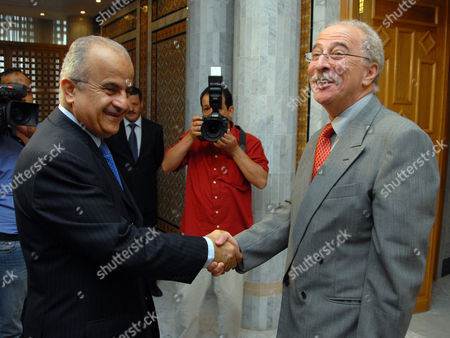 Abdelilah Al Khatib, Mouldi Kafi UN special envoy on Libya Abdelilah Al Khatib, left, is welcomed by Tunisian Foreign Affairs Minister Mouldi Kafi, right, prior to their meeting in Tunis