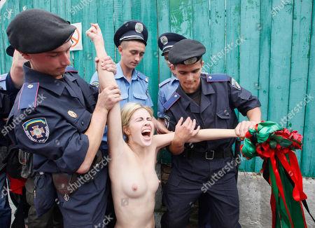 Editorial image of Ukraine Protest, Kiev, Ukraine