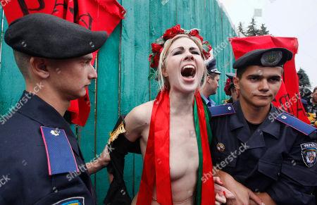 Editorial photo of Ukraine Protest, Kiev, Ukraine