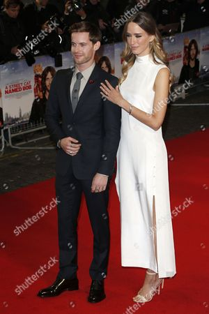 Luke Treadway and Ruta Gedmintas